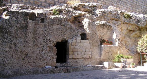 Gordons Golgata – Trädgårdsgraven i Jerusalem
