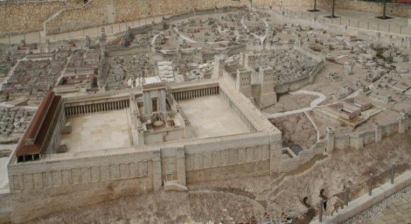 Jerusalem är det 3 000-åriga centret för judar