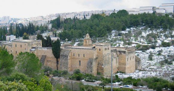 Korsets kloster i Jerusalem
