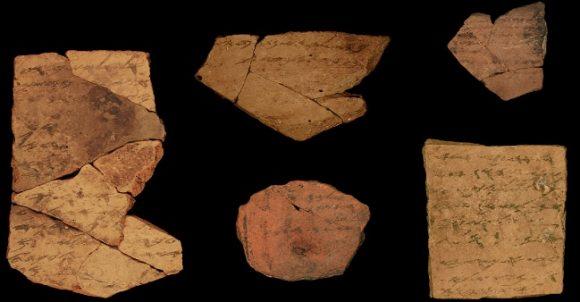 Inskrift från 600 f.Kr. krävde vin till soldater