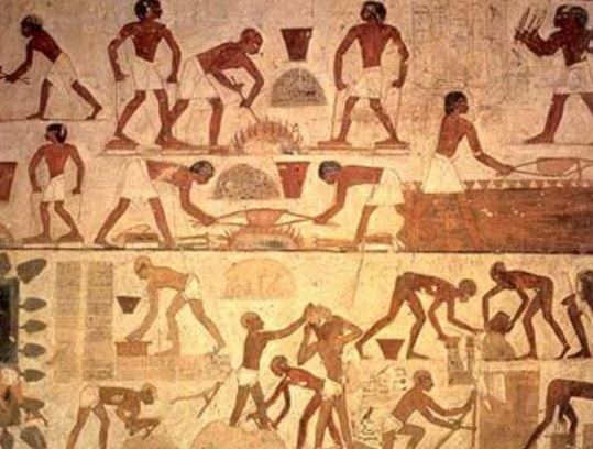 Israeliterna i Egypten