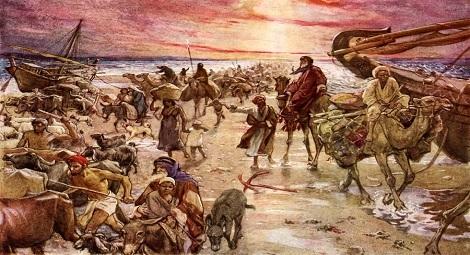 Video: Arkeologiska bevis på Bibelns händelser kring Israels historia