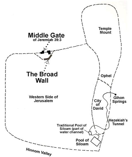 Mittporten i Jerusalem
