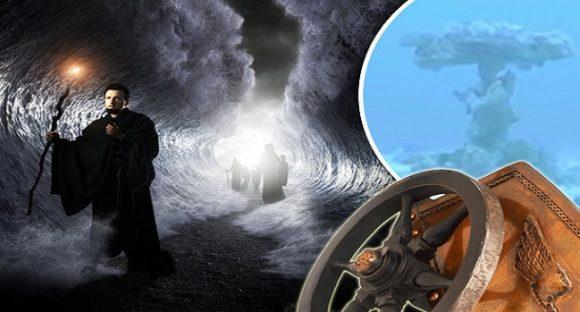 Arkeologiska bevis på att Moses korsade Röda havet