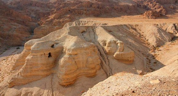 Näst sista otydda Dödahavsrullen dechiffrerad i Israel
